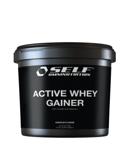 Self Active Whey Gainer | 2kg | Strawberry