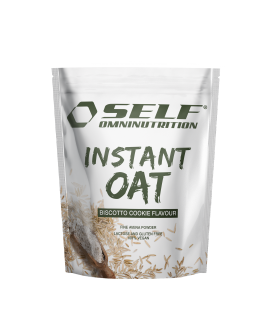 Self Instant Oat | 1 kg | Biscotto Cookie