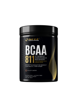 Self Vegaaninen BCAA 811 | 250g | Muscle Cola