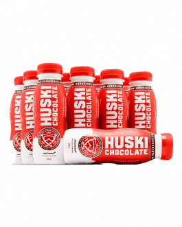 Huski Chocolate Regular | 12 Pulloa